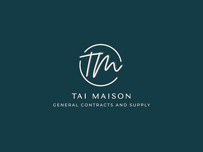 Logo Design typography logo branding design