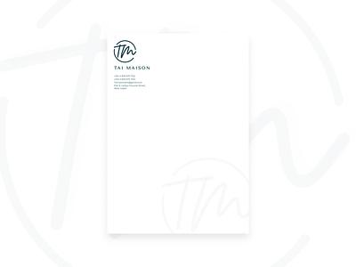Branding illustration logo typography branding design