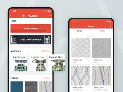 Monarch Public App