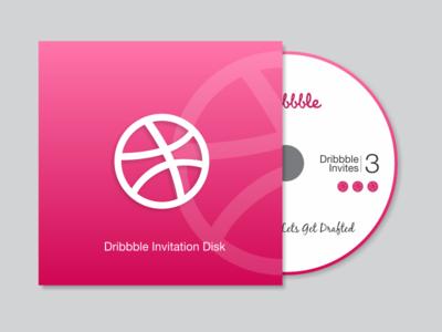 Dribbble Invites (3)