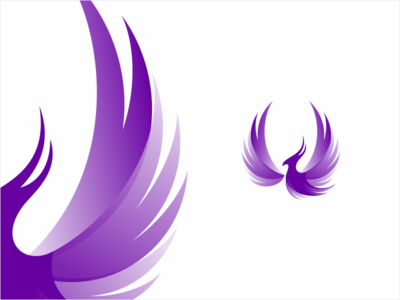 Phoenix + Gradient + Transparency