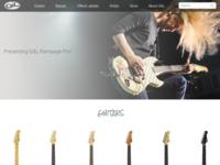 G&L Guitars Redesign Concept