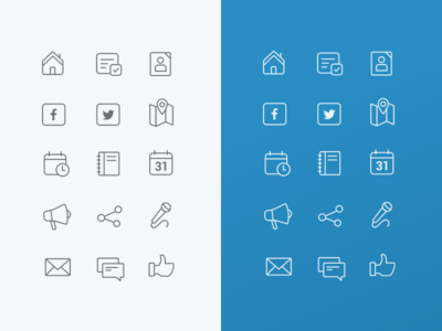 Icons – Now You Know icon set icon ui vector