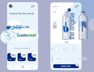 Smart Water App