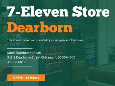 7 Eleven designs, themes, templates and downloadable graphic