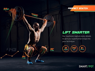 SmartSpot - Hero Image