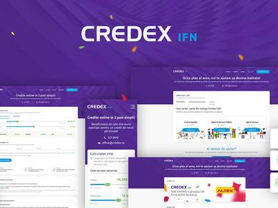 Credex IFN -- Romania rent loan price form request credit credit insurance calculator bucuresti bucharest romania altex credex