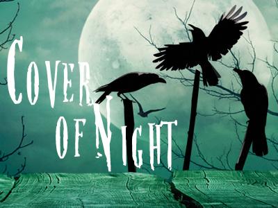 Cover of Night rock logo album cover