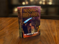 Annals of Dirchria: The Misstep of Caliden Book Cover