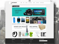 Wiltonbury Magento Theme