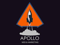 Apollo Web & Marketing Logo