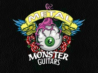 Metal Monster Guitars logo