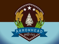 Arrowhead Wild Rice Logo