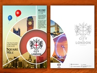 City of London brochure cover