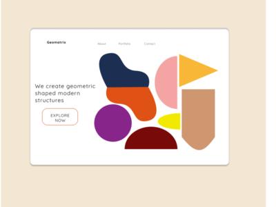 Web Design for Geomatrix