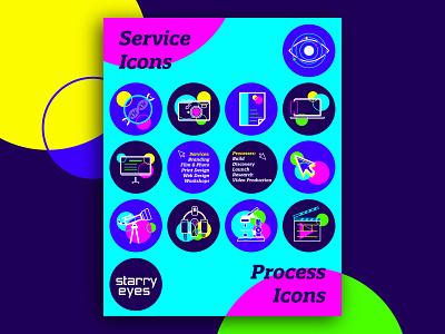 2020 Icons icons design print design logo flat vector branding brand design graphicdesign