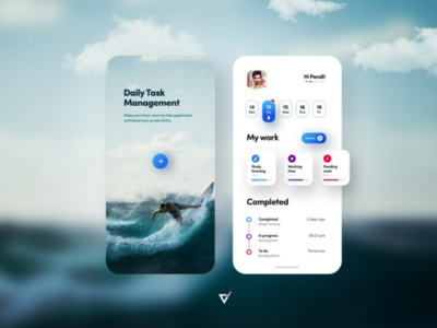#5 Concept design | Daily Task Management