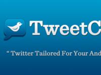 TweetComb Icon & Promo