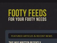 Footy Feeds Logo V2