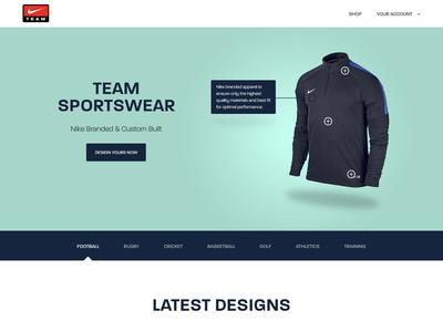 Nike Team Sportswear