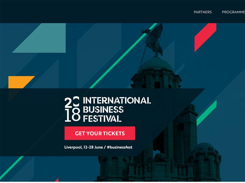 2018 International Business Festival business header liverpool festival businessfest