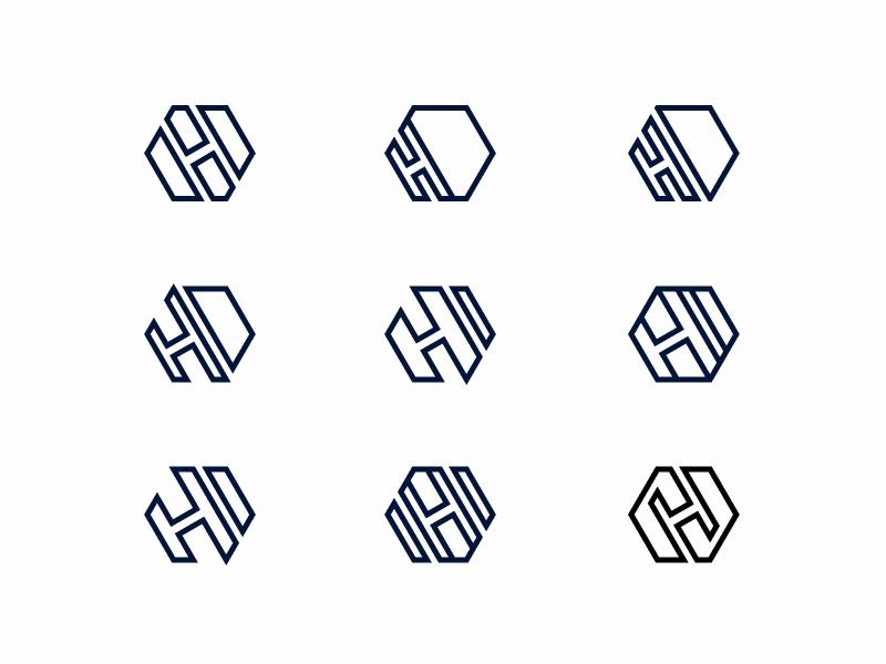 Strokes branding wip icon logo