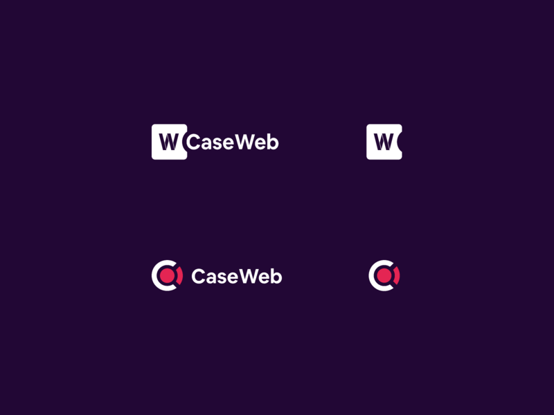 Case Management System Branding figma vector icon logo branding