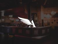 A Wing Logomark