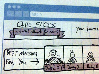 Flox home page