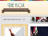 Flox - Profile Page