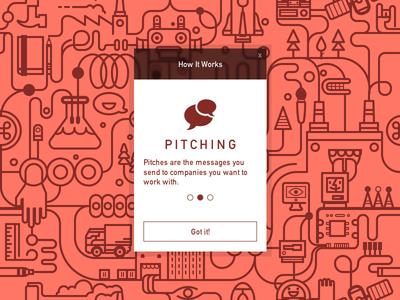 Partnered onboarding product design onboarding startup app sketchapp web application software sketch interface design uidesigns interface design ux design uxdesign ui design uidesign uxui uiux ux ui