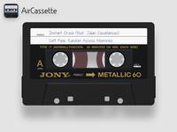 AirCassette Jony Tape