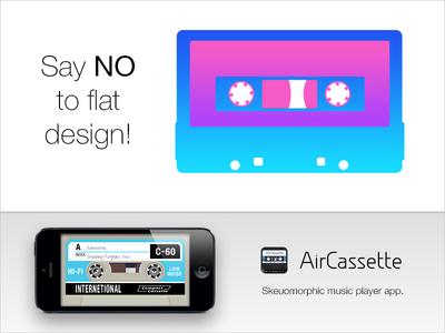 Say No To Flat Design