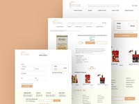 Ecommerce Screens