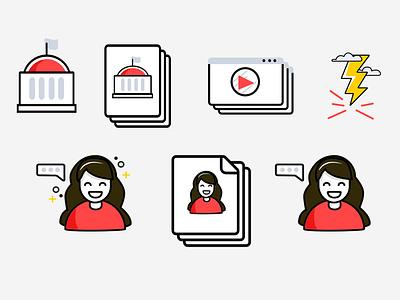 Ed Tech Icons
