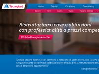 Tecnoplant Website WIP