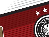 FREE Germany World Cup Champions 2014 Retina Wallpaper