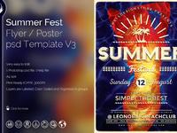 02 summer fest flyer template v3
