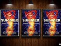 06 summer fest flyer template v3
