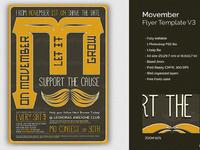 02 movember flyer template v3