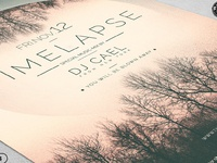 05 free time lapse flyer template
