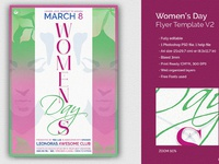 02 womens day flyer template v2