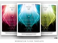 Momentum Flyer Template