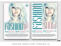 Fashion Show Flyer Template V2