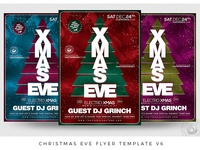 Christmas Eve Flyer Template V6