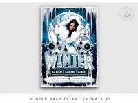 Winter Bash Flyer Template V1