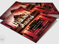 04 indian sound flyer template