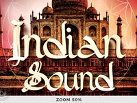 07 indian sound flyer template