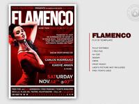 01 flamenco flyer template v1