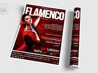 03 flamenco flyer template v1